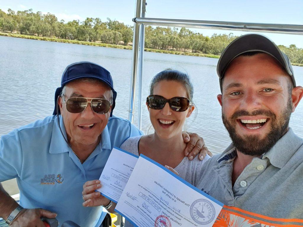 Recreational Skippers Ticket Workbook - Sea Safe Boat School